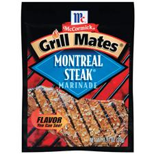 grill mates montreal steak marinade